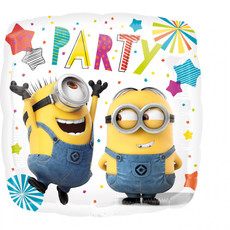 Folieballon Despicable Me Party Minions - 43 cm