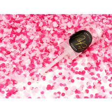 Confetti Push Pop Roze