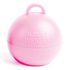 Ballongewicht Bubble Babyroze - 35 gram