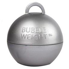 Ballongewicht Bubble Zilver- 35 gram