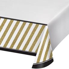 Tafelkleed Sparkling goud (137x259cm)