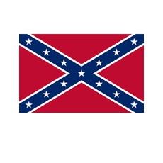 Vlag Rebel USA - 90x150 cm