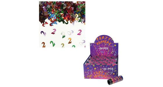 Confetti 2 Jaar