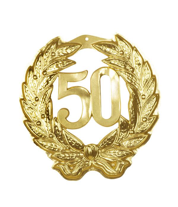 Jubileumcijfer 50 jaar