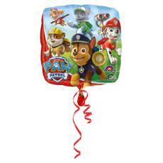 Folieballon Paw Patrol Vierkant - 43cm