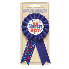 Rozet Birthday Boy