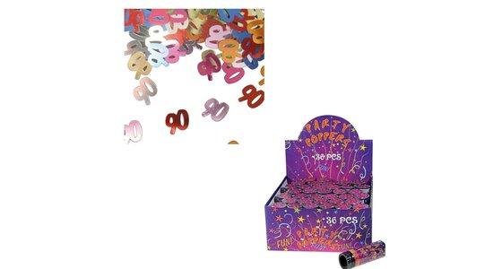 Confetti 90 Jaar