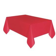 Tafelkleed Rood - 140x274cm