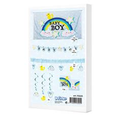 Feestpakket Geboorte Baby Boy