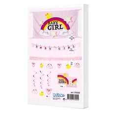 Feestpakket Geboorte Baby Girl