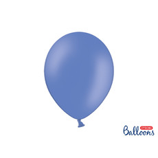 Ballonnen Pastel Ultramarijn Blauw - 10 Stuks