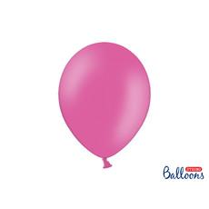 Ballonnen Pastel Hot Pink - 10 Stuks