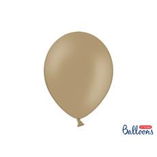 Ballonnen Pastel Cappuccino - 10 Stuks
