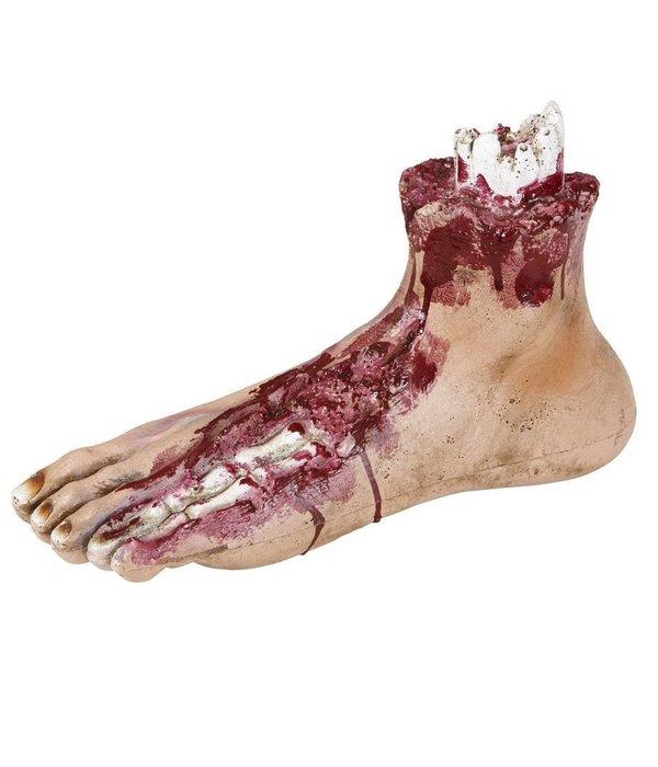 Afgehakte voet