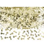 Tafeldecoratie / Sierconfetti Piemels Goud - 30 gram