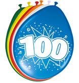 Ballonnen '100' (8 st)