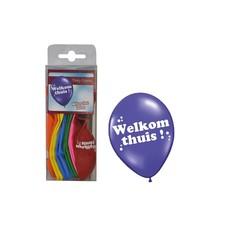Ballonnen Welkom Thuis - 12 Stuks