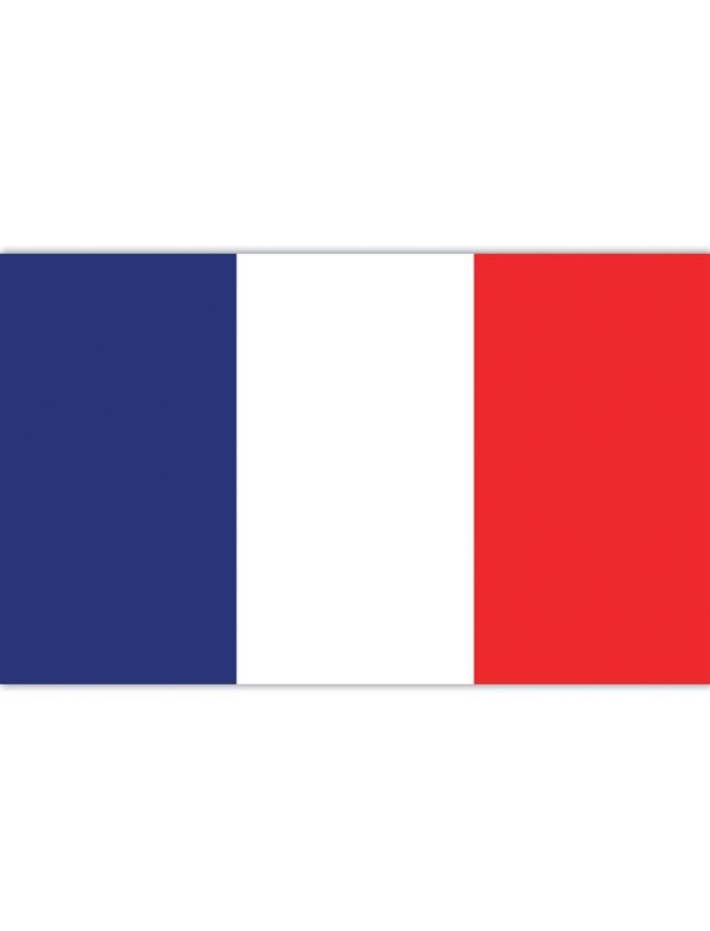 Feestbazaar Franse Vlag 90 x 150cm online kopen