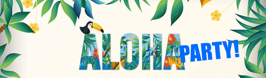 Hawaii party? Scoor de populairste Hawaii items bij Feestbazaar!