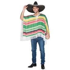 Mexicaanse Poncho Juan Volwassene