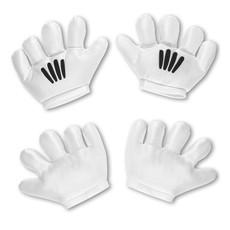 Handschoenen Cartoon