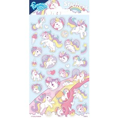 Stickervel Unicorn