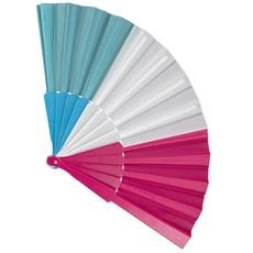 Waaier Babymix Blauw/Wit/Roze