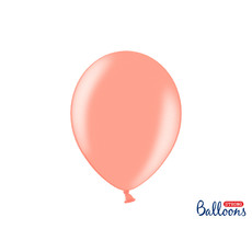 Metallic Ballonnen Rosé Goud - 10 Stuks