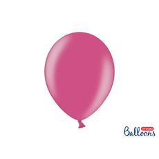 Metallic ballonnen Hot Pink - 50 Stuks