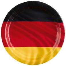Borden Duitsland 23cm - 8 stuks