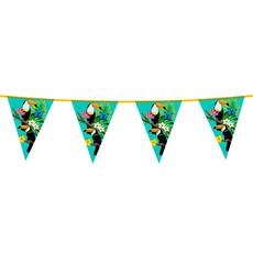 Tropische Toekan Vlaggenlijn - 6m