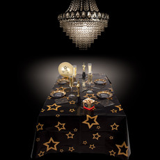Tafelkleed Hollywood VIP - 130x180cm