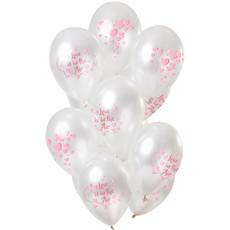 Ballonnen Love Metallic Premium (12st)