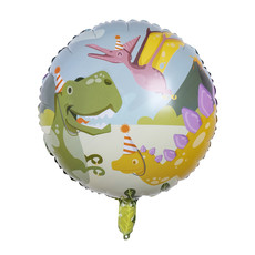 Folieballon Dino party