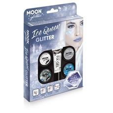 Moon Ice Queen Glitter Set - 6 Delig