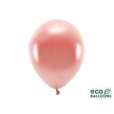 Ballonnen Rose Goud Metallic Premium Organic (10st)