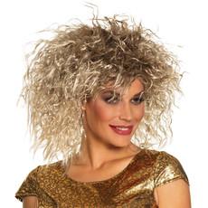 Pruik queen Tina Turner