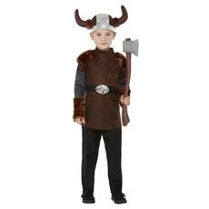 Viking Kostuum Kind Bruin Björn