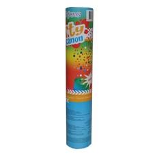 Kanon confetti 20 cm kleuren mix