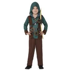 Middeleeuwse Boogschutter Kostuum Jongen