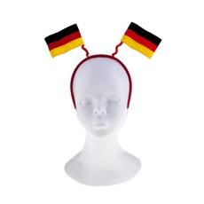 Diadeem Duitse Vlaggetjes