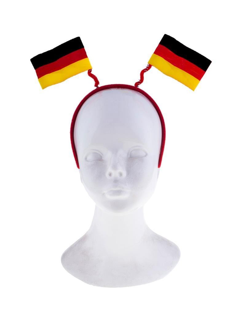 Feestbazaar Diadeem Duitse Vlaggetjes online kopen