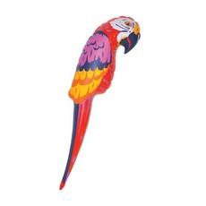 Opblaas Papegaai Coco 65cm
