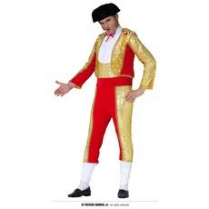 Stierenvechter Kostuum Spaans Heren