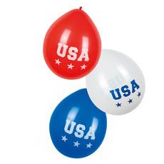 Ballonnen Amerika USA (6st)