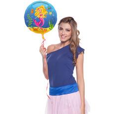 Folieballon Zeemeermin (45cm)
