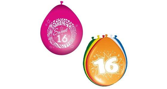 16 jaar - Sweet sixteen