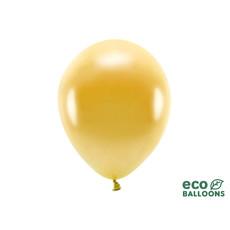 Ballonnen Goud Metallic Premium Organic (10st)