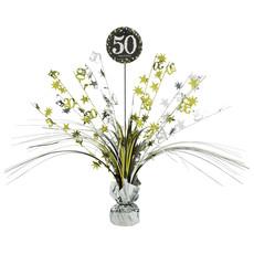Cascade Goud/Zilver 50 Happy Birthday