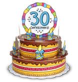 3D Wenstaart 30 Jaar